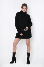 Flynn Skye Marty Mini (Black Knit)