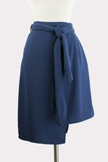 The Fifth Label Above & Beyond Blue Wrap Skirt