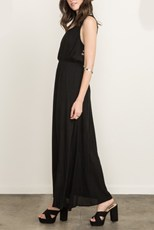 Mystree Cage Back Maxi Dress