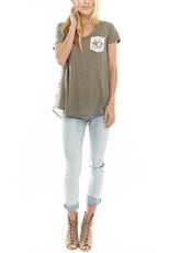Aratta Carrie T-Shirt Olive