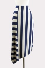 The Fifth Label Discovery Striped Skirt